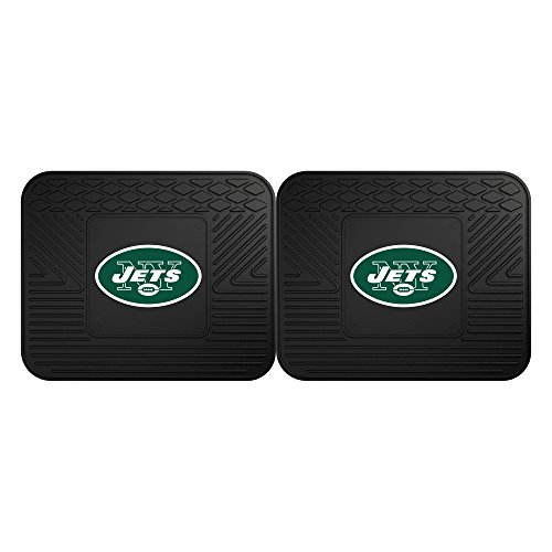 FANMATS 12317 NFL - New York Jets Utility Mat - 2 Piece from FANMATS