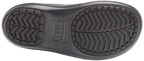 black Women Noir Neige De Crocband Femme Crocs Boot Winter Bottes Fp1tzqn