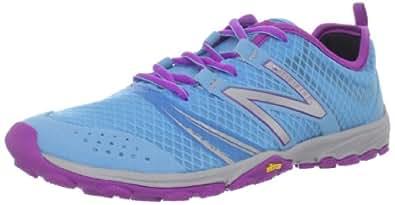 New Balance Women's WT20BG2 Minimus Trail Running Shoe,Blue,5 D US
