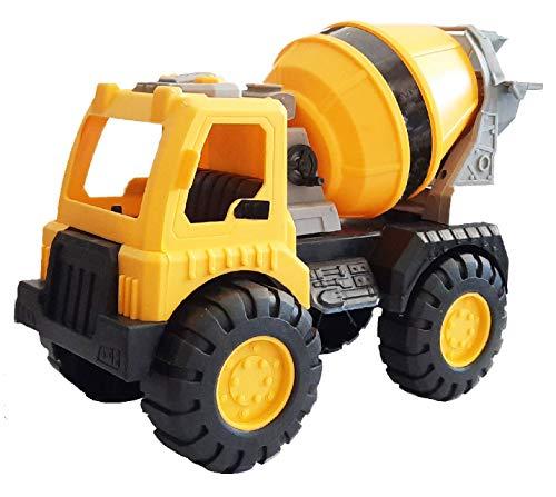 Amitasha Unbreakable Friction Powered Excavator JCB Construction Truck Toy for Kids (B0848L95Y7) Amazon Price History, Amazon Price Tracker