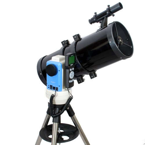 TwinStar Black 6'' iOptron Computerized GPS Reflector Telescope by TwinStar / iOptron