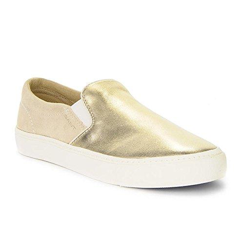 Gant - Alice - 12573148G26 - Color: Dorado - Size: 41.0