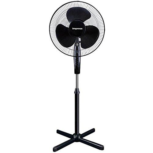 Impress 16 Oscillating Stand Fan  Im-725b