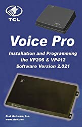 TCL VoicePro Installation and Programming VP206 & VP412