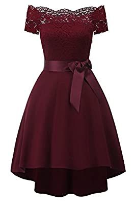 Avril Dress Princess Mini Formal Dress Bateau Neck Short Sleeves Homecoming Dress Cocktail A-line Swing Dress with Bowknot