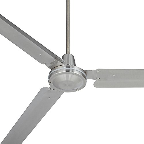 72″ Casa Velocity Brushed Nickel Ceiling Fan