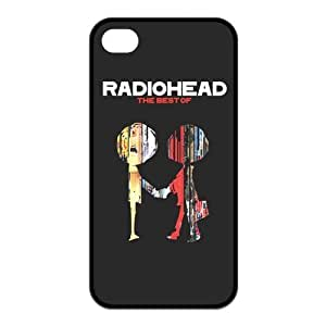 Famous Music Band Radiohead for iPhone 4,4S Case