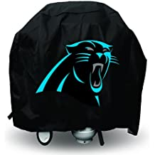 Rico Industries NFL Carolina Panthers Deluxe Grill Cover