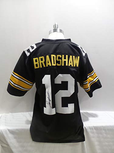 e9bacb0c3 Terry Bradshaw Pittsburgh Steelers Authentic Jerseys