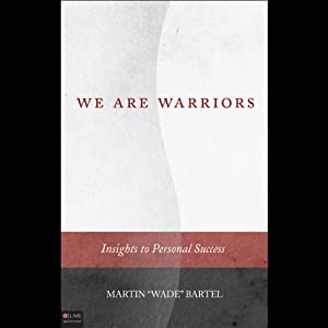 We Are Warriors Audiobook