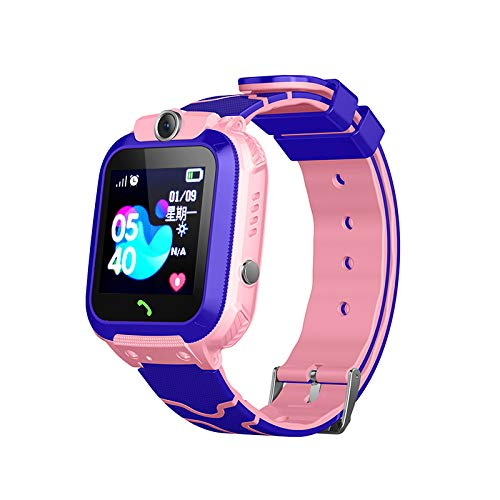 Niños Smart Watch Phone Posición Tracker Smartwatch para ...