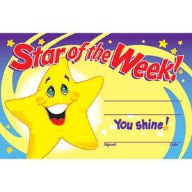 star student award printable