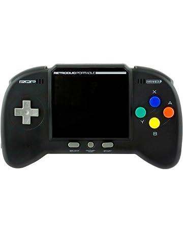 Retro-Bit RDP - Portable Handheld Console V2.0: CORE Edition - Black