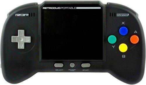 Retro-Bit-RDP-0179 - Console portatile per videogiochi, colore: Nero RB-RDP-0179