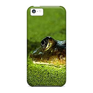 New Hard Cases Premium Iphone 5c Skin Cases Covers(frogs Amphibians)