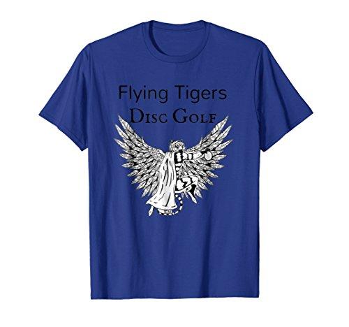 Flying Tigers Disc Golf Shirt Allegan