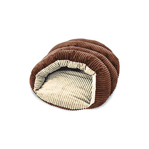 Ethical Pets Sleep Zone Cuddle Cave -Pet Bed for Cats and Small Dogs – Attractive, Durable, Comfortable, Washable by…