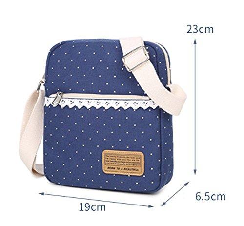 56858c41957 ... OPSUN - Bolso mochila para mujer Taille Unique morado ...
