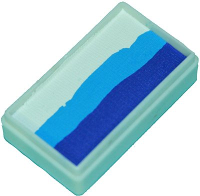 TAG Face Paint 1-Stroke Split Cake - Bluebird (30g)