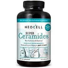 Super Ceramides Skin Hydrator 120 CAPSULES NEOCELL
