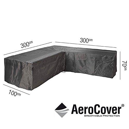 aerocover® Premium Abdeckung Gartenmöbel Schutzhülle für L Form Set ...