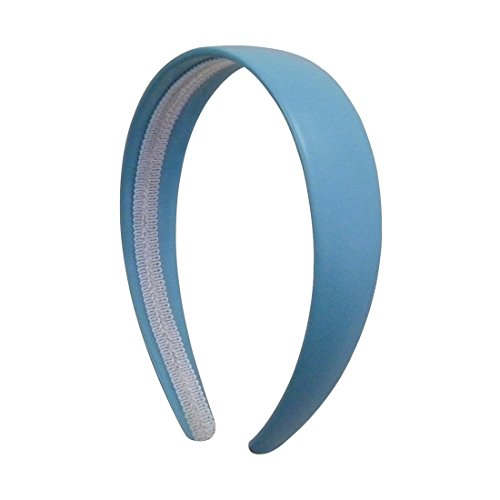Light Blue Leather Band - 5