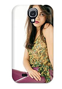 Best 8950260K74934055 Hot The Book Of Eli Actress Mila Kunis Tpu Case Cover Compatible With Galaxy S4