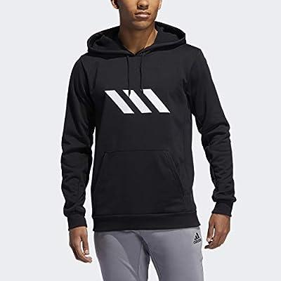 adidas Mens Hoodie EC6229 P, Mens, Hoodie, EC6229, Black
