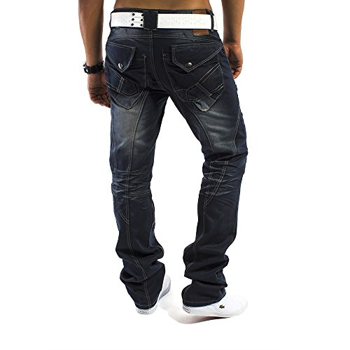 Men's Jeans Super G START ID598 (Straight Leg)