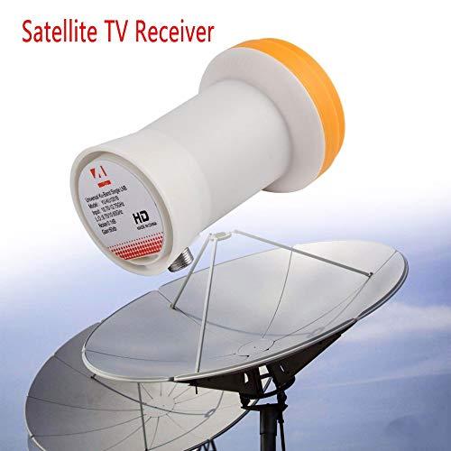 WillBest New!! Full HD Digital KU-Band Universal Single LNB Satellite LNB Satellite TV Receiver lnb Universal ku lnb 1 Output LNBF