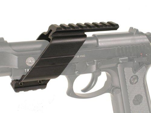 Soft Air Pistol Tactical Rail - Pistol Scope Mount