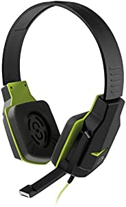 Fone De Ouvido Headset Gamer Verde Controle De Volume Ph146, Multilaser, PH146