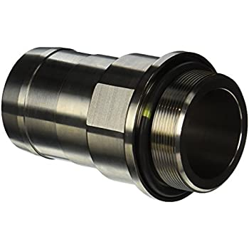 1405 and 1376 Welch Vacuum 1393K Hose Adapter 13//16 ID for use with Pump Models 1402