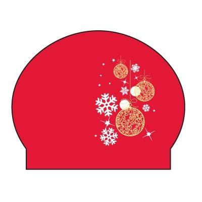 Aqua World Décoration de Noël Nouveauté Bonnet de bain