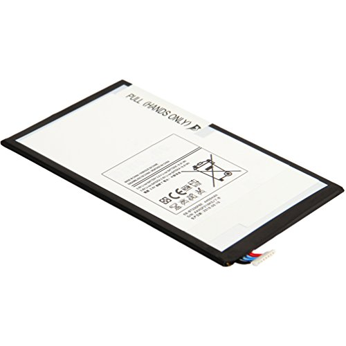 ANTIEE Compatible EB-BT330FBE Battery Replacement Samsung Galaxy Tab 4 8.0 T330 T331 T335 8'' SM-T330 T331 T335 T337 T337A SM-T330NU SM-T337T SM-T337V EB-BT330FBU 3.8V 4450mAh by ANTIEE (Image #2)