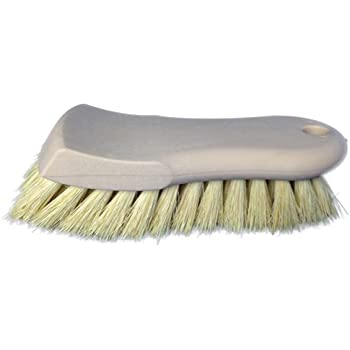carpet brush. eco touch (bsh01) carpet and upholstery scrub brush e