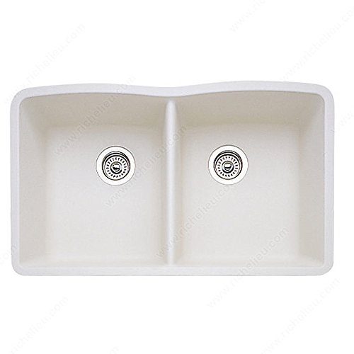 Blanco Sink - Diamond U 2, Finish Biscuit by handyct