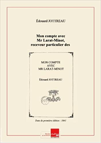 Amazon Fr Mon Compte Avec Mr Larat Minot Receveur