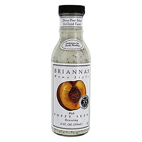 (Brianna's Poppy Seed Dressing, 12-Ounce Bottles (Pack of 12))