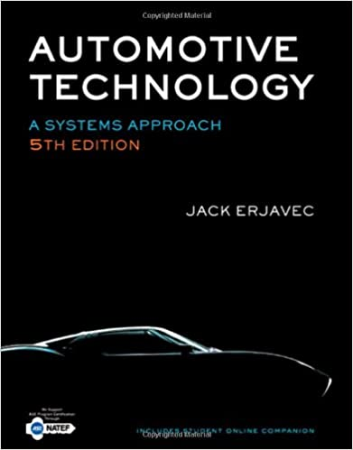 automotive technology a systems approach 5th edition download