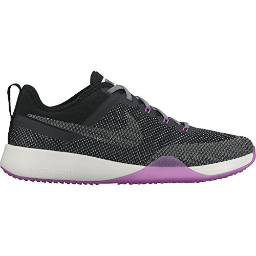 003 Violet Grey 849803 Nike 003 Grey Women's Shoes Cool Fitness hyper Black qPqZXxwv