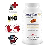 Product review for HealthyPets Omega Caps HP Snip Tips for Cats & Smaller Dogs (60 Capsules)