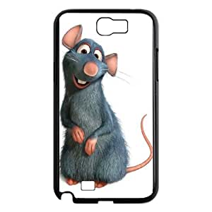 Ratatouille Samsung Galaxy N2 7100 Cell Phone Case Black