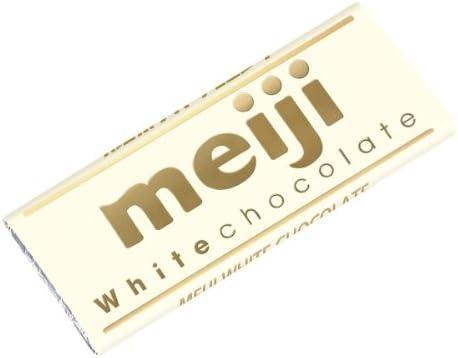 Amazon | 明治 ホワイトチョコレート 40g×10個 | 明治 | 板チョコ・チョコバー 通販