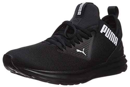 PUMA Men's Enzo Beta Sneaker Black, 9 M US