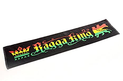 Amazon.com: Rasta Deportes Gimnasio toalla Bob Marley ...