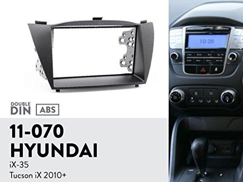 11-070 UGAR Radio Installation Mounting Kit for HYUNDAI iX-35, Tucson iX 2010+