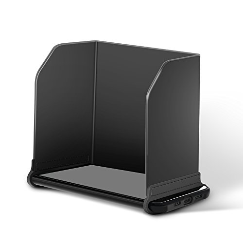 Rantow Foldable Phone/Tablet Monitor Sunshade for DJI Mavic Pro/Mavic Air/Mavic 2 Zoom/Mavic 2 Pro/Spark/Phantom 3 4 / Inspire 1/OSMO Accessories Controller Sun Hood