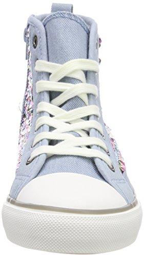 Hanna Alto Toe Collo Donna Aus Sneaker Sequin Preussen mermaid Cap Fritzi Multicolore q8HO8