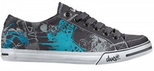 DVS Skateboard Schuhe Farah Grey/Print